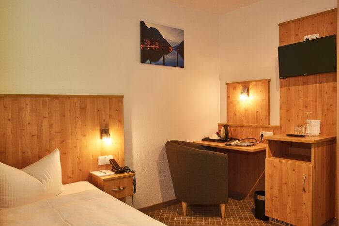 Alpenhotel Fischer, Einzelzimmer Edelweiss
