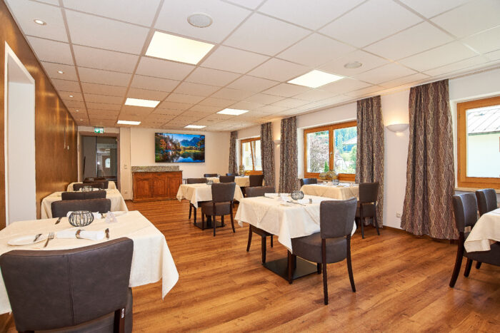 Alpenhotel Fischer, Restaurant