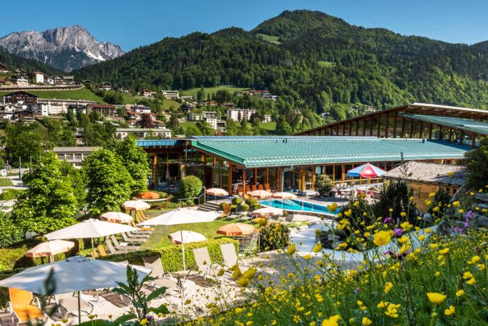 Watzmann thermal spring